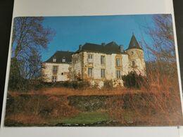 Tavigny, Le Château. - Bertogne