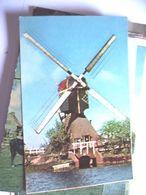 Nederland Holland Pays Bas Breukelen Met Wipwater Molen - Breukelen