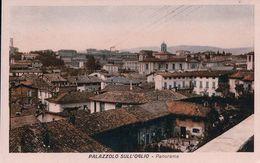 Italie, Palazzolo Sull'Oglio, Lombardie, Panorama (929) - Andere Steden
