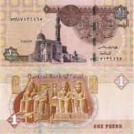 EGYPT 1 POUND 2018, P71, UNC - Egipto