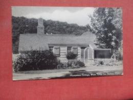 Honeymoon Cottage White Turkey Inn Danbury  Connecticut >     Ref 4243 - Etats-Unis