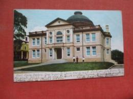 Court House     Danbury  Connecticut >     Ref 4243 - Etats-Unis