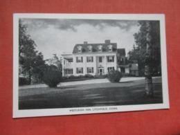 Westleigh Inn Litchfield     Connecticut >     Ref 4243 - Etats-Unis