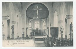 Poederlee - Kerk (binnenzicht) - Lille