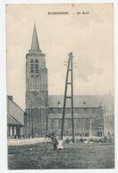Rijkevorsel - Ryckevorsel - De Kerk (dorpplaats) - Rijkevorsel