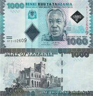 Tanzania 2019 ND - 1000 Shillings - Pick 41 NEW UNC - Tanzania