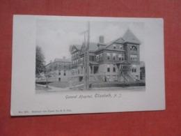 General Hospital     Elizabeth New Jersey       Ref 4245 - Elizabeth
