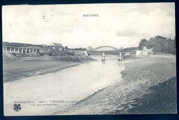 Cpa Du 22  Tréguier La Rivière -- Vue Vers Le Pont Noir      AVR20-174bis - Tréguier