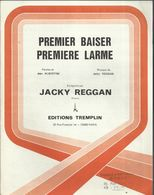 """""""Premier Baiser Première Larme"""" - Enregistré Par Jacky Reggan - Musique & Instruments"""