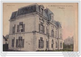 95) MARLY LA VILLE (Seine Et Oise) L ' Hospice - Marly La Ville