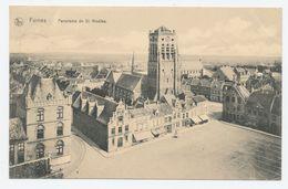 Veurne Furnes - Panorama De Saint Nicolas - Vorselaar