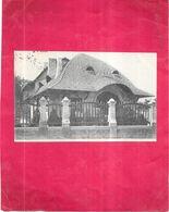 NANCY - 54 -  Une Villa De La Rue Du Sergent Blandan - RARE - GIR - - Nancy