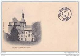 36) Château De Briantes (Indre) - Unclassified