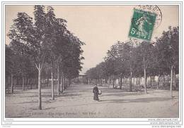 46) Cahors.- Les Allées Fénelon  - (animée) - Cahors