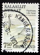Greenland 1990 Birds  MiNr.200 (O) ( Lot D 1562 ) - Groenlandia