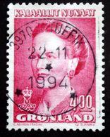 Greenland 1990  Queen Margarethe II   MiNr.203    ( O) ( Lot D 1612) - Groenlandia