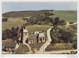 08) Chémery Sur  Bar.- (Ardennes) L ' Eglise  - (vue Aérienne - Correspondance Du 2 Avril 1970) - Non Classés