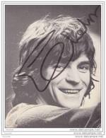Artiste Chanteur : Georges Chelon  Par Alain Marouan - Dique Barclay - Dédicacée - Autographe - Artisti