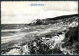 D8481 - Hiddensee Strand In Kloster - Foto Herold Handabzug - Hiddensee