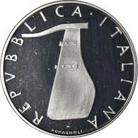 Monnaie, Italie, 5 Lire, 1997, Rome, Proof, FDC, Aluminium, KM:92 - 1946-… : Republic