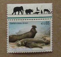Vi08-01 : Nations-Unies (Vienne) / Protection De La Nature - Eléphant De Mer Boréal - Vienna – International Centre