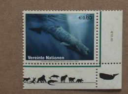 Vi08-01 : Nations-Unies (Vienne) / Protection De La Nature - Cachalot (Physeter Catodon) - Vienna – International Centre