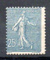 I-1 France N° 132 ** à 10% De La Côte !!! - 1903-60 Semeuse Lignée