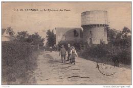 B11- 95) SANNOIS -  LE RESERVOIR DES EAUX -  (ANIMÉE - 2 SCANS) - Sannois