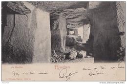 EB32- 17) MESCHERS  - LA CARRIERE - (EDITEUR A. VILLATTE , TARBES - OBLITERATION DE 1903 - 2 SCANS) - Meschers