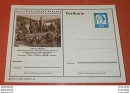BUND BRD Büdingen Luftkurort --- 315078 - 25/183 - 3.63 Luther Bildpostkarte ** (Foto)(60441) - Bildpostkarten - Ungebraucht
