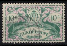 GUADELOUPE            N°  YVERT  :   194 ( 3 )   OBLITERE       ( Ob   7/ 61 ) - Guadeloupe (1884-1947)