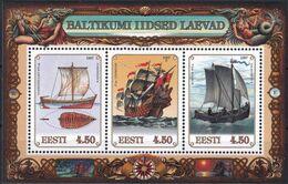 ESTLAND 1997 Mi-Nr. Block 10 ** MNH - Estonia