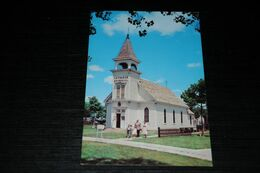 17472-                NEBRASKA, MINDEN, THE OLD LUTHERAN CHURCH - Autres
