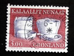 Greenland 1988 Eskimo Tools   MiNr.186  ( Lot  D 1652) - Usados