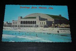 17477-                NEW JERSEY, ATLANTIC CITY, CONVENTION HALL - Etats-Unis