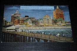 17478-                NEW JERSEY, ATLANTIC CITY, VIEW FROM MILLION DOLLAR PIER - Etats-Unis