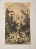 Le Couronnement De La Vierge - P.P. Rubens - Paintings