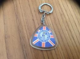 """Porte-clefs à Inclusion """"WORLD CHAMPIONSHIP 1966 ENGLAND JULES RIMET CUP -WILLIE (mascotte)"""" (coupe Du Monde Angleterre) - Porte-clefs"""