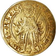 Monnaie, Pays-Bas, Arnold Van Egmond (1423-1472), Florin D'or, TB+, Or - [ 1] …-1795 : Période Ancienne