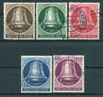 Berlin - Michel 75-79 Gest. - Used Stamps