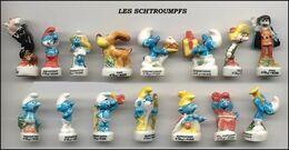 Fèves Série Complète Schtroumpfs 1996 - Charms