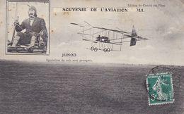 JUNOD - Aviateurs