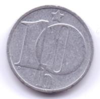 CZECHOSLOVAKIA 1980: 10 Haleru, KM 80 - Tchécoslovaquie