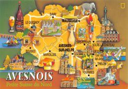 59-L AVESNOIS-N° 4440-B/0049 - Otros Municipios