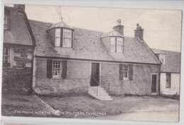 OCHILTREE (Scotland) - The House With The Green Shutters - Ayrshire
