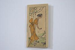 """(AR6) Calendrier 1923, """"Parfumerie Florale"""", André Viala, 36 Rue De Metz, Toulouse - Kalender"""