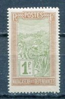 MAD - Yt. N° 108   *   1f    Cote  1,25  Euro  BE  2 Scans - Nuovi