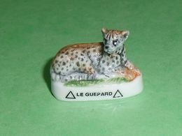 Fèves / Animaux / LOGO ATLAS : Le Guépard   TB116W - Animals