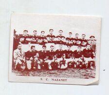 (sport Rugby) Image S..C.MAZAMET (81 Tarn)   Offert Par Les Biscottes LESPEAU  (PPP23491) - Vieux Papiers