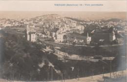 E6- TIBIDABO (BARCELONA) - (CARTE PHOTO ANDRES FABERT , VALENCIA) VISTA PANORAMICA - (2 SCANS) - Barcelona